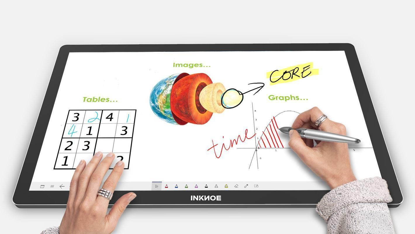 Digital inking with Inknoe Keynote